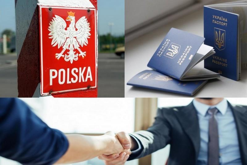Кожна 10 фірма у Польщі запланувала взяти у найм українця!