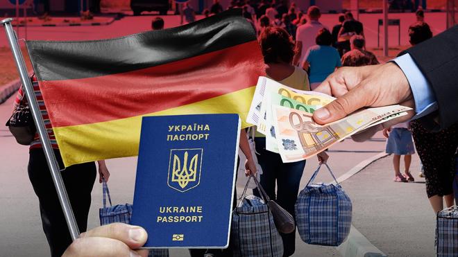 Як українських заробітчан обдурили в Німеччині. Відео