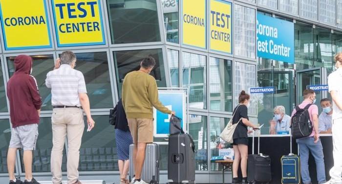 Німеччина запровадила обов'язкове тестування подорожніх на коронавірус