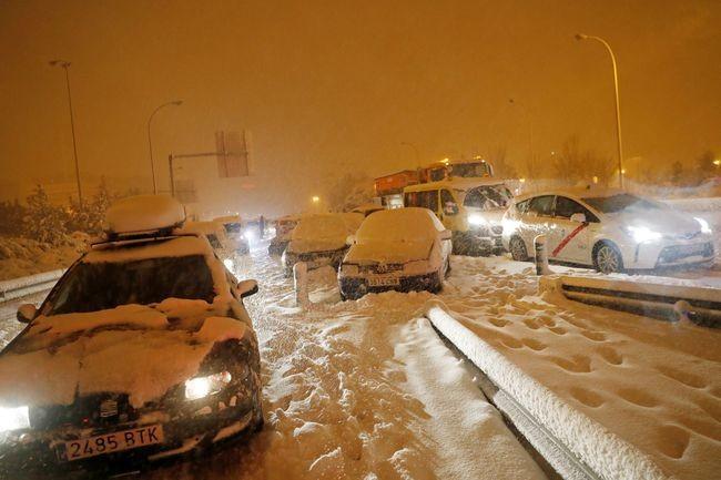 Снігопади в Іспанії: кількість жертв зростає