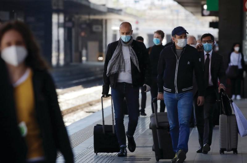 Італія відкриває кордони з початку червня
