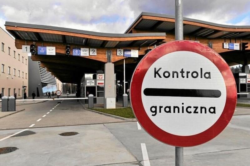 Обмеження на польському кордоні будуть діяти до середини червня