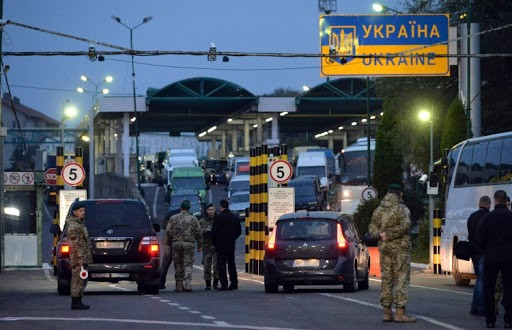 Україна відкриває 66 пунктів пропуску на своїх кордонах